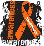 Leukemia Awareness Grunge Shirts