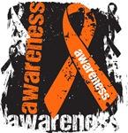 Leukemia Awareness Grunge Shirts