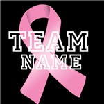 Personalize Team Breast Cancer Shirts