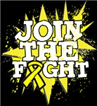Join The Fight Sarcoma Cancer Shirts
