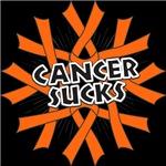 Leukemia Cancer Sucks Shirts and Gear