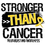 Neuroblastoma Cancer - Stronger than Cancer Shirts
