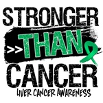 Liver Cancer  - Stronger than Cancer Shirts