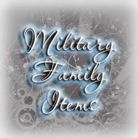 Military Family Items