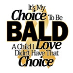 It's My Choice To Be Bald
