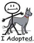 I Adopted (Great Dane)