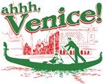 Ahhh...Venice | 1950's Jet Set Italian T-shirts & Retro Gifts