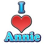 I Heart Annie 2