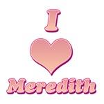 I Heart Meredith 2
