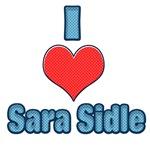 I Heart Sara Sidle