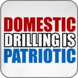 Domestic Drilling is Patriotic