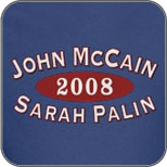 McCain/Palin Arc