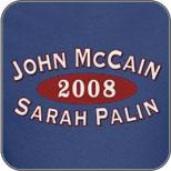 McCain/Palin Arc