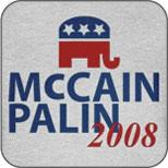 McCain Palin GOP