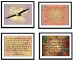 Framed Bible Verses