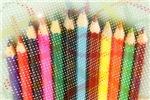 Rainbow Pencils Cat Forsley  Designs
