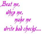 Bad Checks