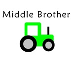 Middle Brother - Lime Tractor