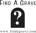 Products with the Classic Find A Grave Logo