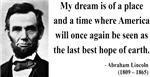 Abraham Lincoln 5