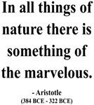 Aristotle 13