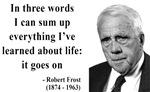 Robert Frost Quote 15