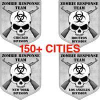 Zombie Response Team: 150+ Cities