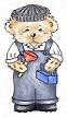 Plumber Bear