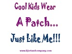 Cool Kids Wear A Patch T-Shirts/Accessories