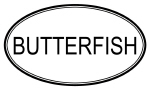 BUTTERFISH (oval)