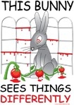 This Bunny Sees Things Differently
