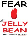 Fear the Jelly Bean- Red-Cherry-Strawberry