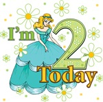 I'm 2 Princess 2nd Birthday