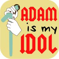 Adam is my idol