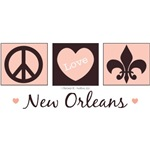 New Orleans T-shirts NOLA Gifts
