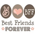 Best Friend Sayings On BFF T-shirt Friendship Gift