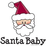 Santa Baby T-shirt Holiday Gifts