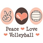 Volleyball Player Team T-shirt Gifts