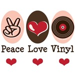 Vintage Vinyl Record T-shirt Gifts