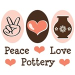 Pottery and Ceramic T-shirt Gifts
