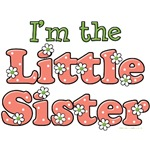 I'm the Little Sister T shirt and Gifts