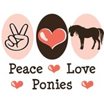 Horse Lover Pony T shirt Gifts