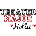 Theater Major Hottie T shirt Gifts