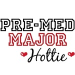 Pre-Med Major Hottie T shirt Gifts