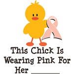 This Chick Wear Pink For T-shirts Tees Gifts