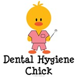Dental Hygiene Chick T shirts Hygienist Gifts