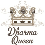 Dharma Queen T shirt Tees Gifts