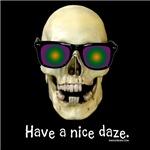 Skull Have A Nice Daze Dark