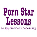 Porn Star Lessons