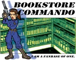 Bookstore Commando